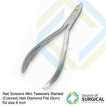 cuticle nail nipper Professional Stainless steel cuticle nail nipper