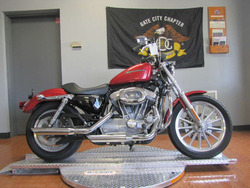 Used 2004 Harley Davidson Sportster XL 883 -- uh15482