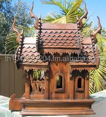 Thai Wooden House & Knock Down House