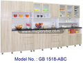 MDF Kitchen Furniture Set, Big Kitchen Cabinet, Kitchen Set Designs