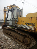 High Quality Used Hydraulic Sumitomo S280F2 Excavator for Sale