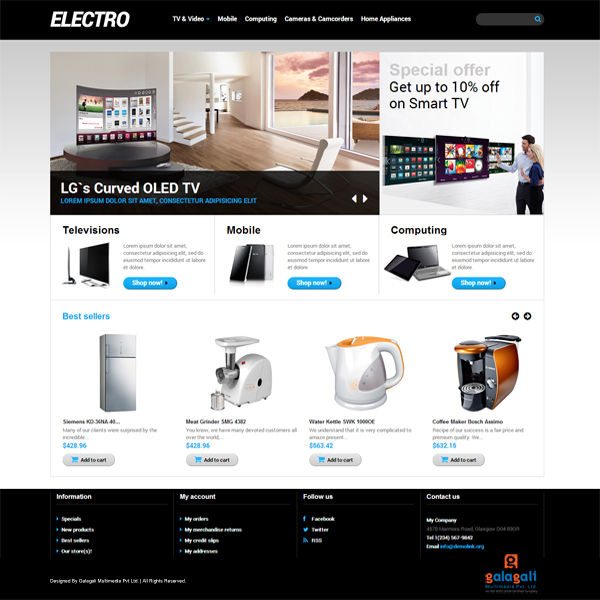 Top Magento Web Design and Web Development for Beauty and Cosmetic Products