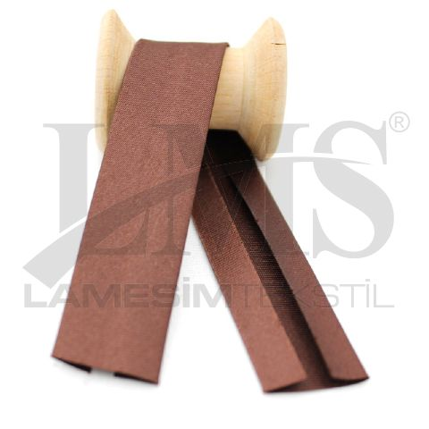 100% Polyester Satin Bias Binding Tape Satin Bias Hot sale Best Price Turkish Satin Bias 20/10/10 Ribbon Double Folded Bias Tape