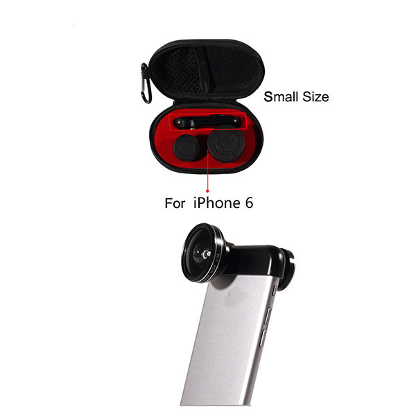 Universal Clip 0.4X Super Wide Angle Mobile Phone Lens