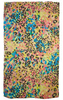 New Arrival Pure Silk Hand Painted Lady Women Scarf Hijab Scarf scarves
