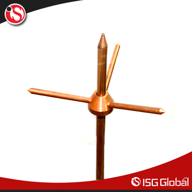 Good Quality And Reasonable Price For Copper Lightning Rod