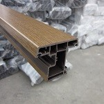 PVC profiles for window and doors - Jiangsu Factory -Near Shanghai ,China