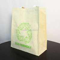 Eco-Friendly Shopping Bag-Jute/Kenaf/Cotton