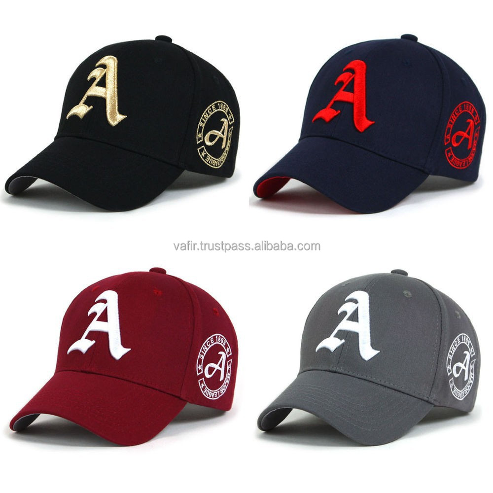 baseball team caps baseball player caps SC-480