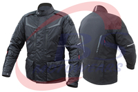 Motorbike Cordura Heavy Windproof Jacket