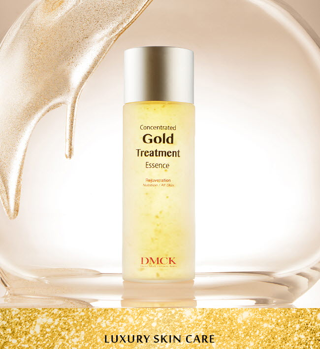 DMCK Gold Treatment Essence - high quality anti aging essence for matured skin