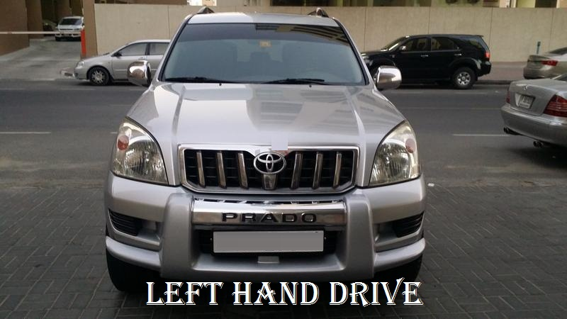 TOYOTA LAND CRUISER PRADO JEEP (LHD) (Gasoline,3033980)