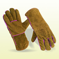 Buffalo Split Leather Welding Gloves