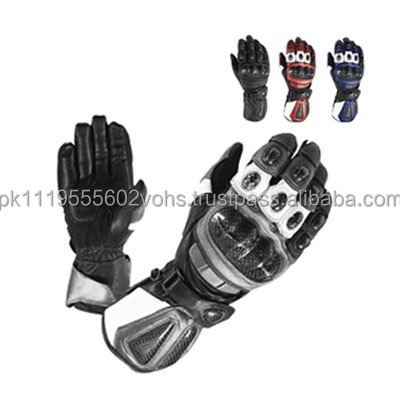 Custom Made Leather Motorbike Gloves/Leather motorbike gloves