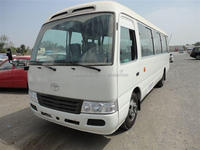 2014 TOYOTA COASTER BUS