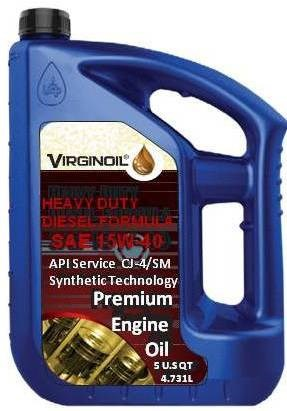 Heavy Duty Lubricants