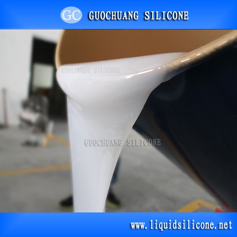 C-820 liquid silicone rubber for shoe soles mold making