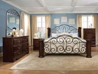 Metal Beds , Luxury Iron double Beds , Metal King Queen Size Beds , Iron beds