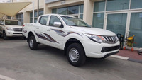 Mitsubishi L200 Pickup 2.4 Gasoline, Manual Transmission