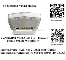VX-528WRNT VDSL2 4 port with Wireless Router Contact: sherryt@versatek.cn