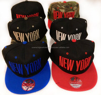 Snap Back Flat Bill New York Capital Letters Hats