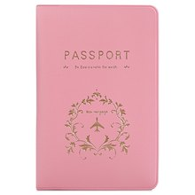 Fashion Travel ID&Document Passport Holder Utility Cover Travel Passport Cover Card Case Women Men Travel Credit Card Holder
