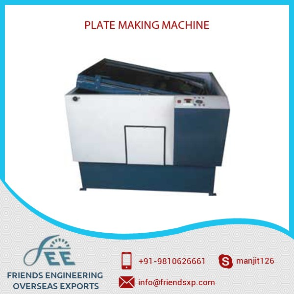 Automatic Large Screen Format Plate Printing Machine for Sale