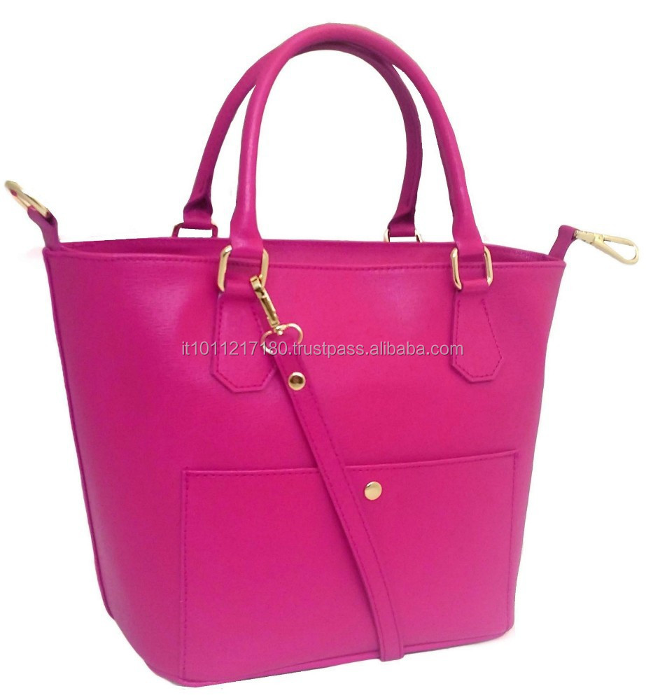 LEATHER BAG MADE IN ITALY ,ITALIAN HANDBAG REAL LEATHER BAGS, SHOULDER HANDBAGS 162