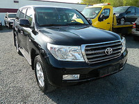 USED CARS - TOYOTA LAND CRUISER 200 V8 D-4D EXECUTIVE (LHD 4051 DIESEL)