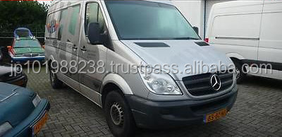 USED VANS - MERCEDES-BENZ SPRINTER 315 BOX VAN (LHD 5846 DIESEL)