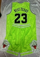 Customized Basketball Uniform