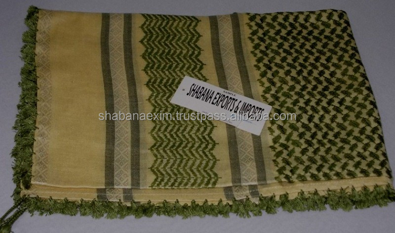 wholesale gulf country military shemagh scarf in bright colors