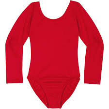 Girls Training Gymnastics dance wear Leotard