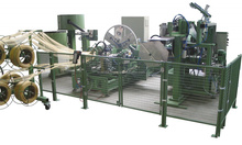 Fully-automatic, high efficiency segment brush machine for serial production.