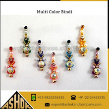Rhinestone Crystal Indian Manufacturer Pearl Bindi Pack for Girls Latest Design Bindi Sticker