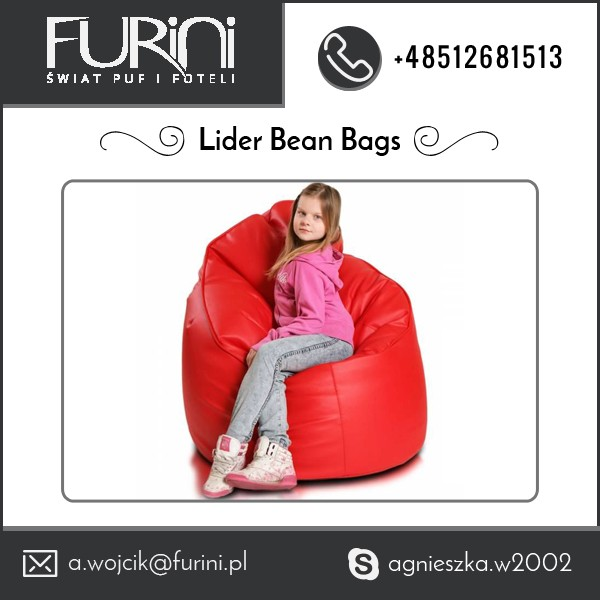 Long Lasting Strong Smart Look Bean Bag Chairs for Low Export Cost