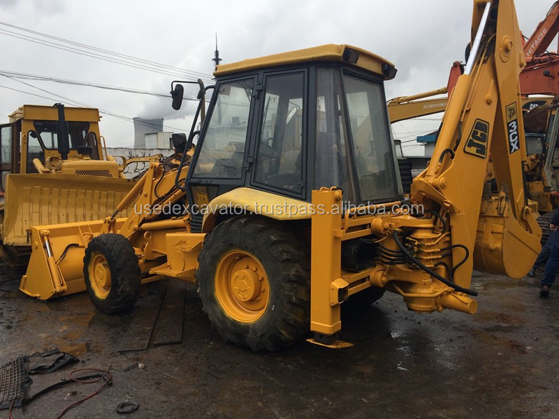 used backhoe loader JCB 3CX for sale, used excavator and loader
