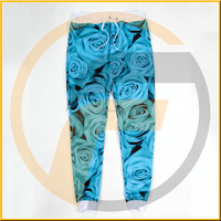 Guangdong soft-touch extreme super skinny fit mens jogger sweat pants