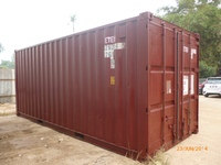 20'Dry Shipping container