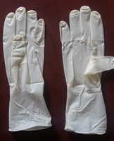 high quality disposable latex/nitrile /pvc examination gloves