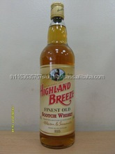 Highland Breeze Scotch Whisky