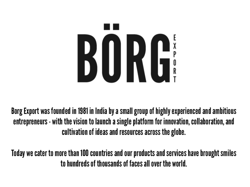 Handmade soaps from BORG EXPORT