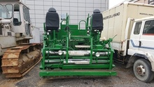 [ Winwin Used Machinery ] Used Asphalt finisher (Paver) BARBER-GREENE BG225B 1991yr For sale