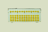 13 Rods Teacher Abacus with Transparent Frame (118)