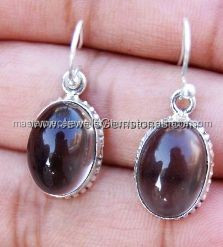 Handmade Amethyst Stone Earrings, jewelry auctions
