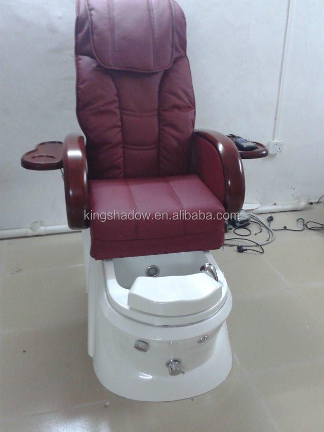 2016 High Quality Foot Spa Massage Chair Plumb Free