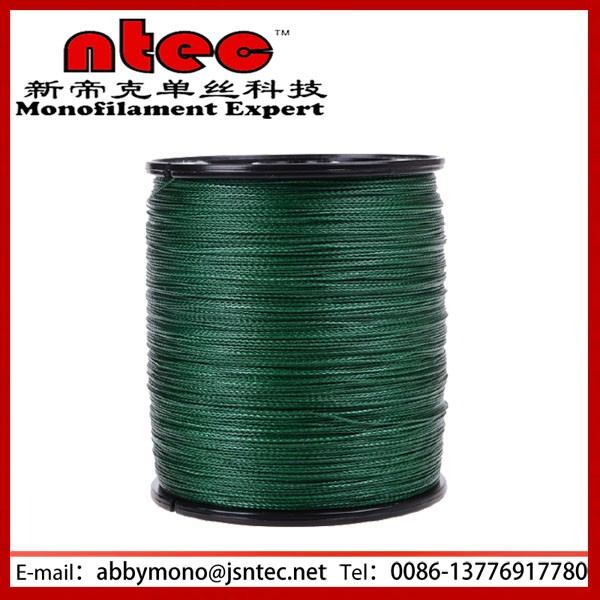 137/300/500/1000M 100%PE Braid Fishing Line 8LB-150LB