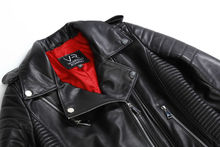New Brand Quilted Biker Jacket For Women