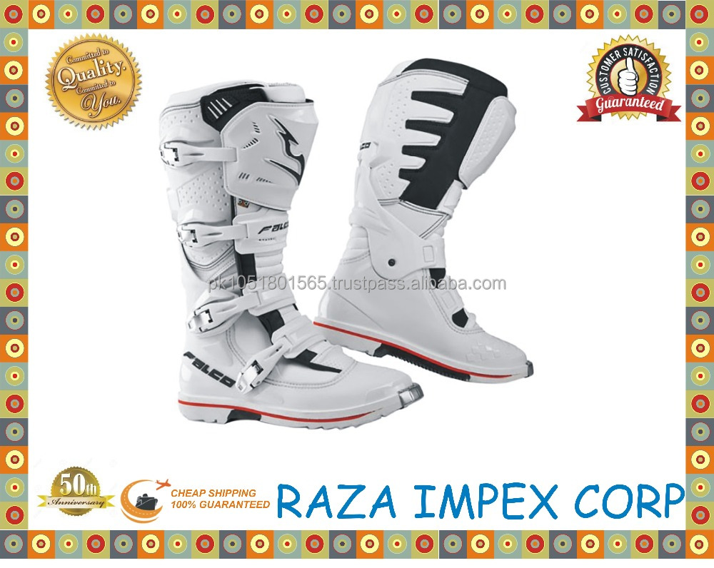 Men boots design fashion white motorcycle boot shoes comfortable flat heel riding boots