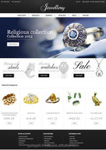 Special Offer for Free Online C2C Ecommerce Website Design and Development for Jewelry - www.theme4biz.com